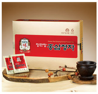 홍삼정차 / Red Ginseng Extract Tea