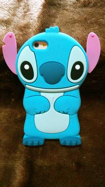 เคสสติช ชิลิโคน ไอโฟน 6 PLUS