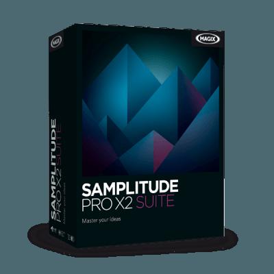 MAGIX Samplitude Pro X2 Suite v13.1.2.170 64 bit ONLY