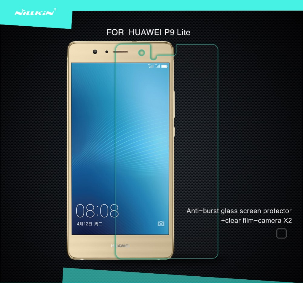 ฟิล์มกระจก Nillkin Amazing H (Huawei P9 Lite)