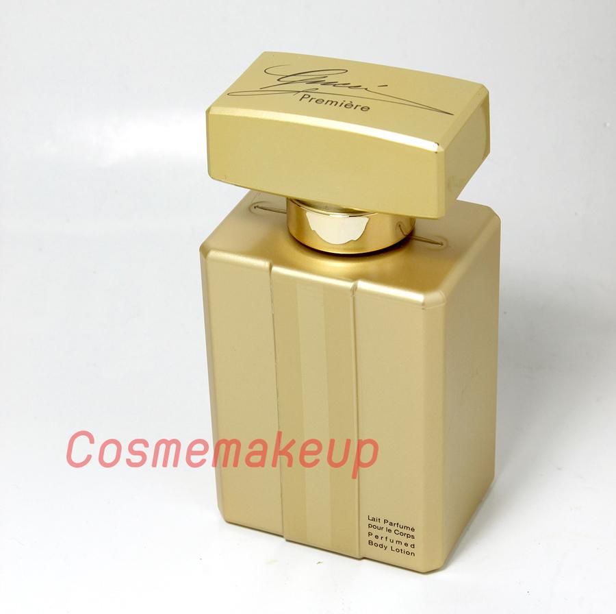 GUCCI PREMIERE PERFUMED body lotion 100 ml.บอดี้โลชั่นน้ำหอมกลิ่นใหม่ล่าสุด สัมผัสได้ถึงกลิ่นไอของความหรูหรา
