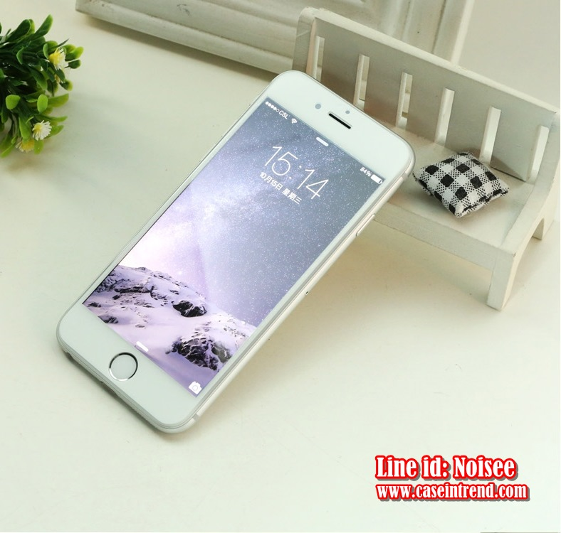 กระจกกันกระแทก Remax iPhone 6 แบบ เต็มจอ