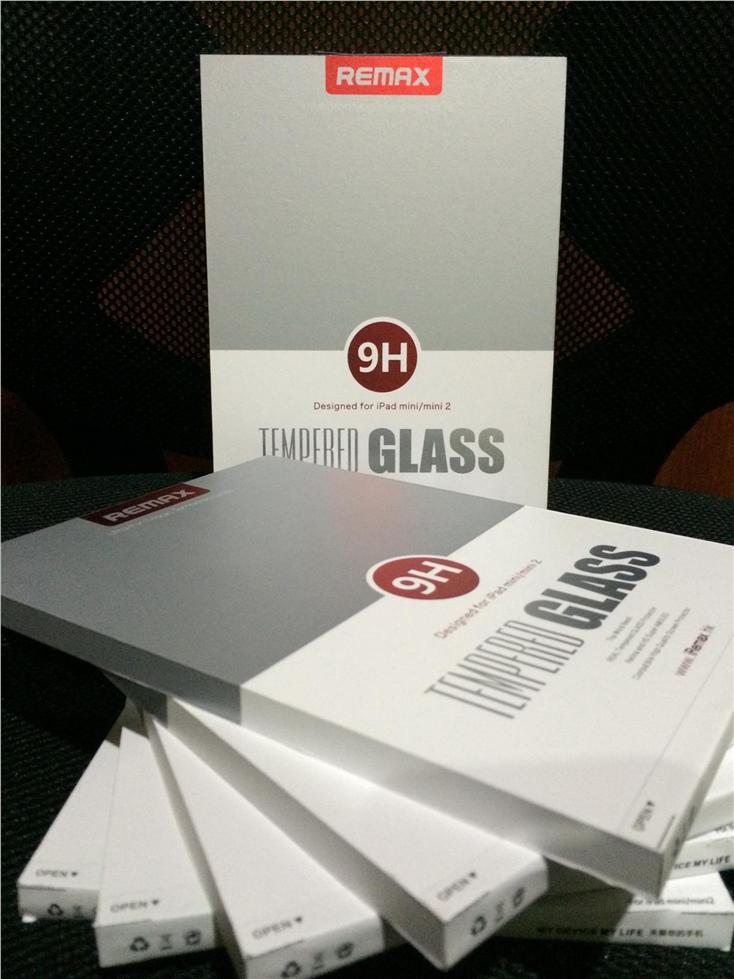 กระจกนิรภัย iPad mini1 & iPad mini2 บาง 0.2 mm ของแท้