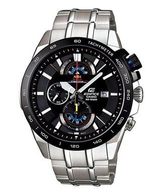 Casio edifice redbull EFR-520RB สายเงิน