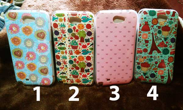 case samsung Note 2 Vintage 7