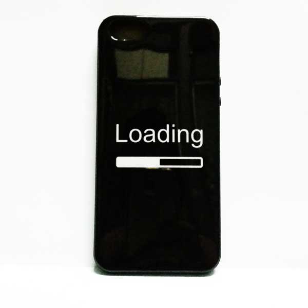 เคสไอโฟน 5/5s/SE ยางลาย