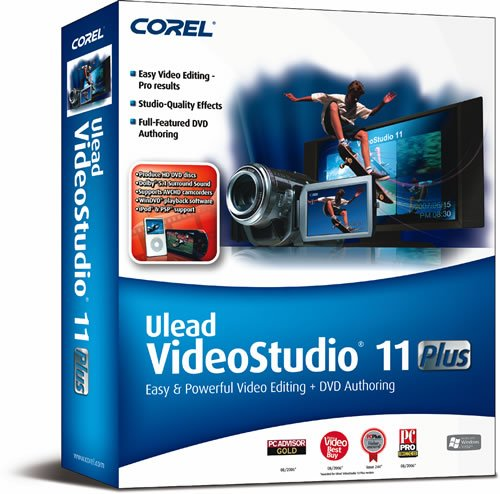 Ulead VideoStudio 11 Plus