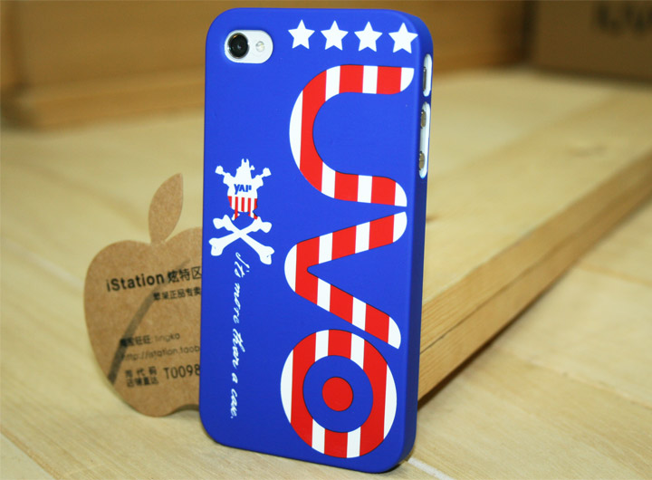 เคส IUVO ลายดาว I LOVE USA
