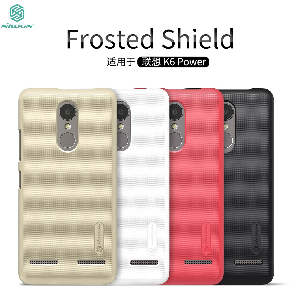 Nillkin Frosted Shield (Lenovo K6 Power)
