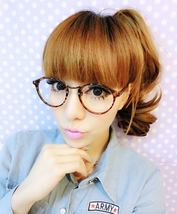 แว่นตาแฟชั่นchicchic