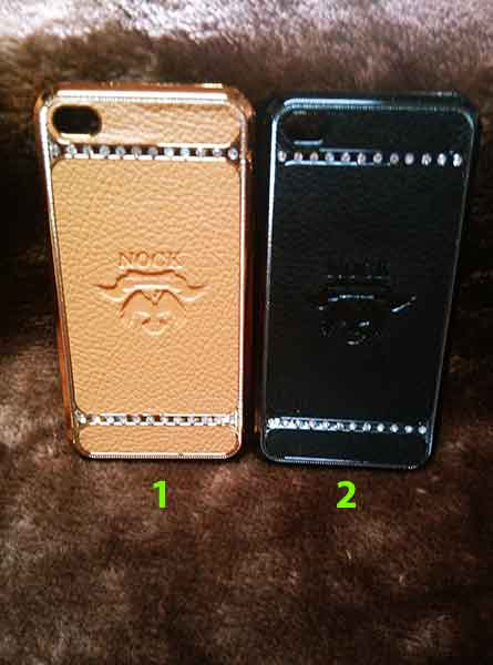 Case iphone 4/4s Nock2