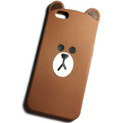 เคสไอโฟน 7plus/7splus หมีบราว