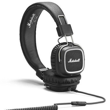 หูฟัง Marshall Major II สีSteel Edition
