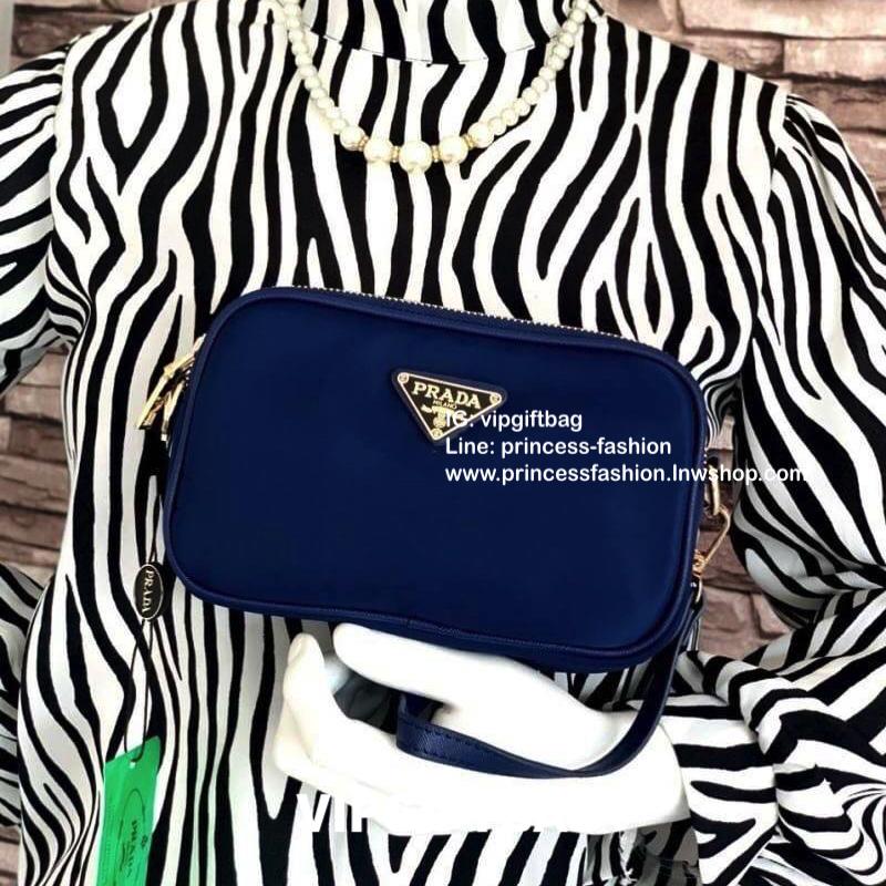 d82b29f144b9 PRADA CROSSBODY BAG WITH ZIP GIFT WITH PURCHASE (GWP) กระเป๋าสะพายพรีเมี่