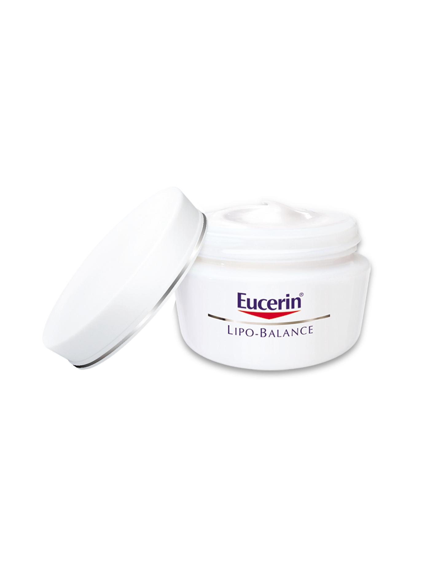 EUCERIN ครีมบำรุงสำหรับผิวแห้ง ไลโป บาลานซ์ ขนาด 50 มล.