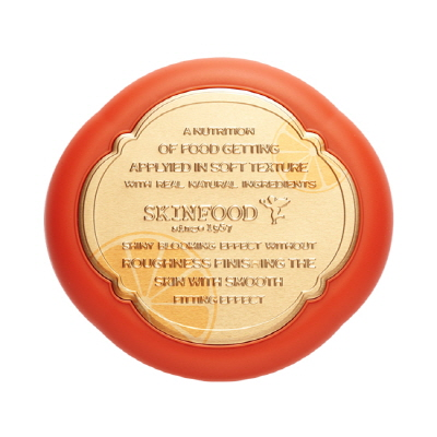 Skinfood Red Orange Sun Pact SPF50 PA+++ #1 Clear