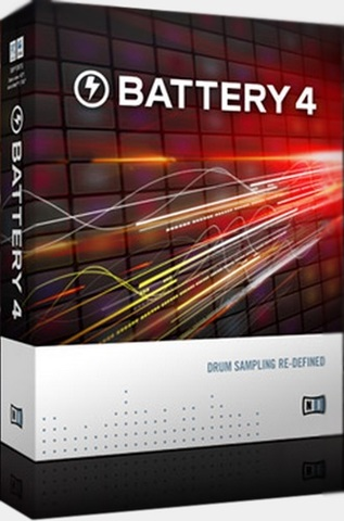 Native Instruments - Battery 4.0.1