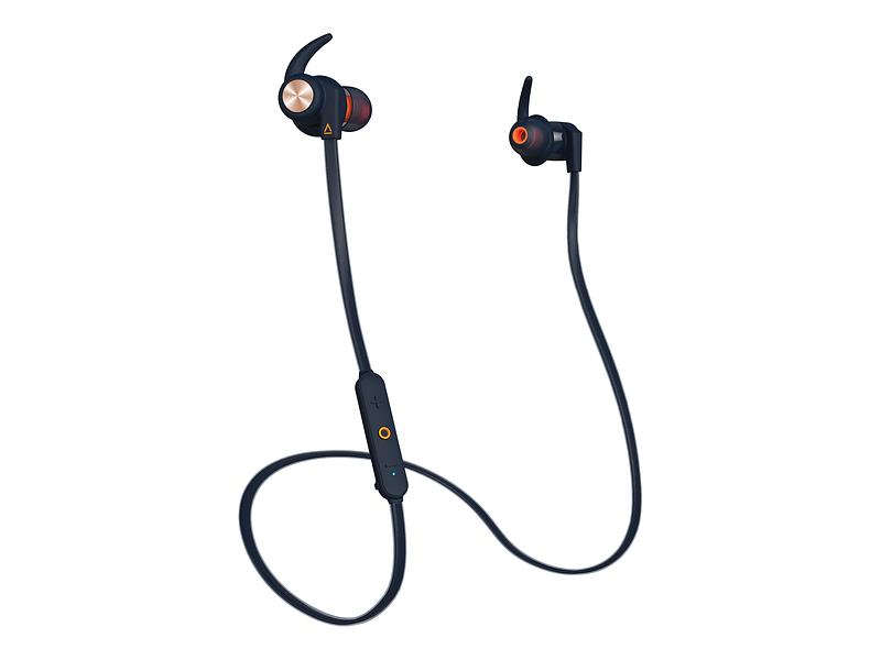 หูฟัง Creative Outlier Sports Bluetooth สีMidnight Blue