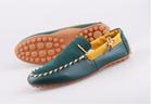 รองเท้าผู้ชายแฟชั่น (พร้อมส่งสีเขียว ไซส์ 41 )