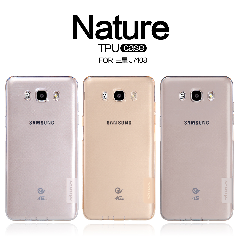 Nillkin Nature TPU (Samsung Galaxy J7 2016 / Ver.2)