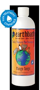 Earthbath MANGO TANGO สูตรแมงโก้แทงโก้ ผสมครีมนวด 2 in 1