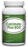 NC CALCIMATE PLUS™ 800 จีเอ็นซี แคลซีเมต พลัส 800 120 Tablets Code: 873066 เลขทะเบียน อย. 10-3-02940-1-0079