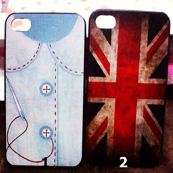 OMG Case set 7 iphone4/4s