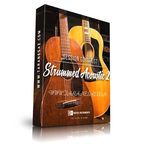 Native Instruments - Session Guitarist Strummed Acoustic 2 KONTAKT