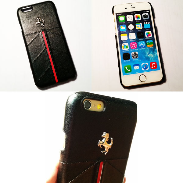 เคสไอโฟน 6 Ferrari