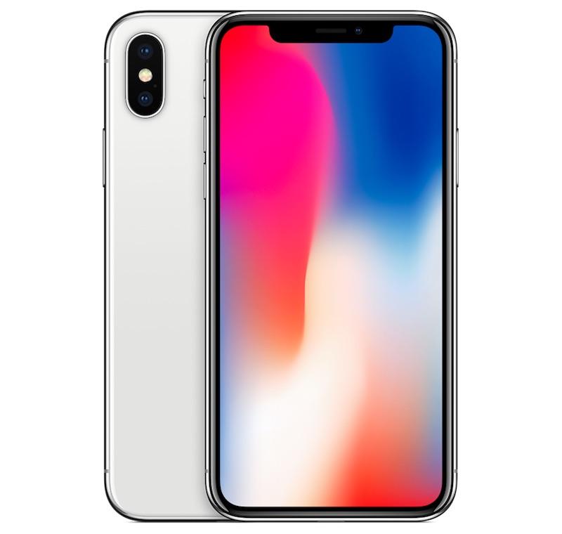 iPhone x 256GB (Silver) ประกันศูนย์ไทยเต็มปี