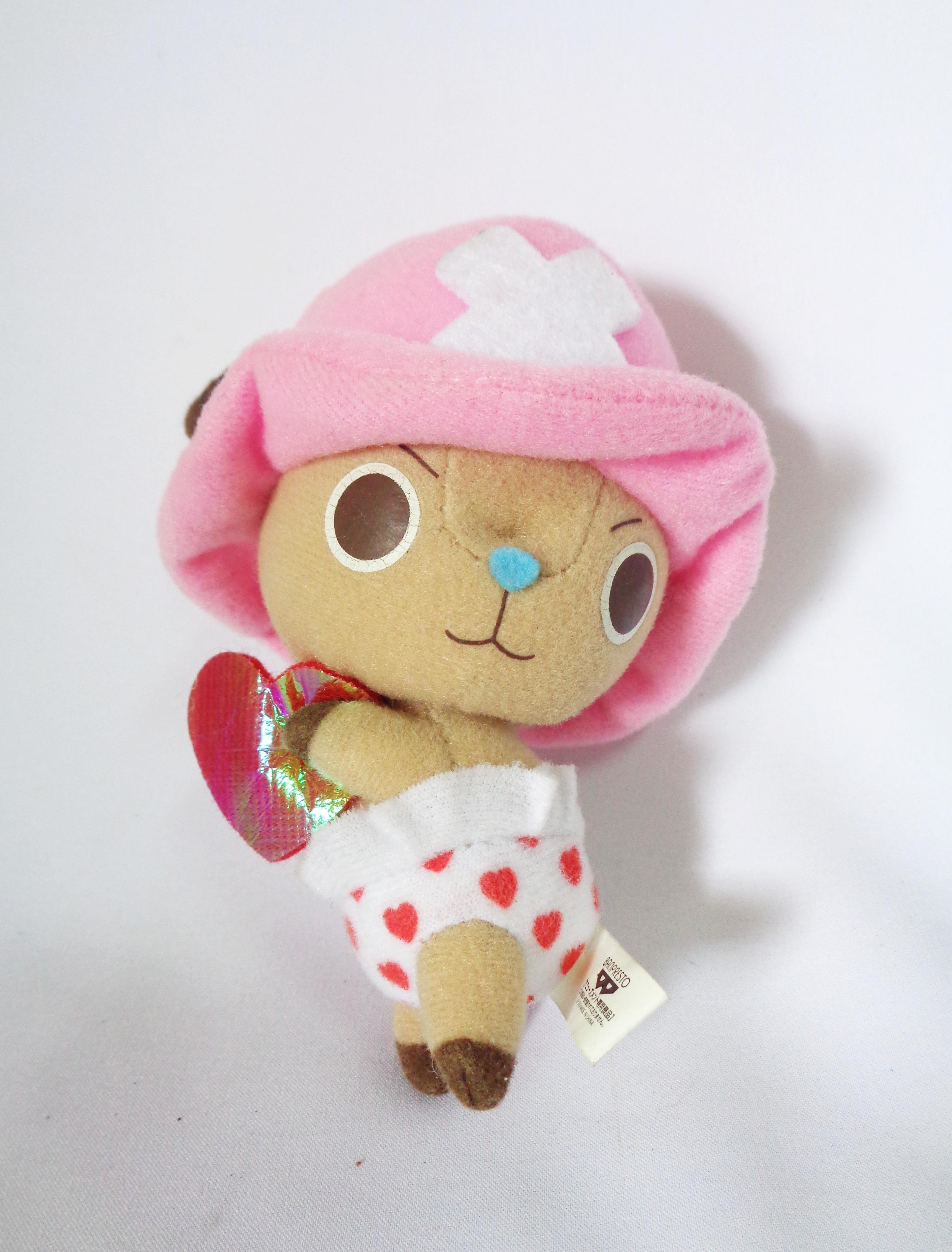 พวงกุญแจตุ๊กตา Chopper จากการ์ตูนเรื่อง One Piece