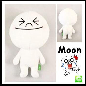 ตุ๊กตา Line Moon ขนาด 65 cm.