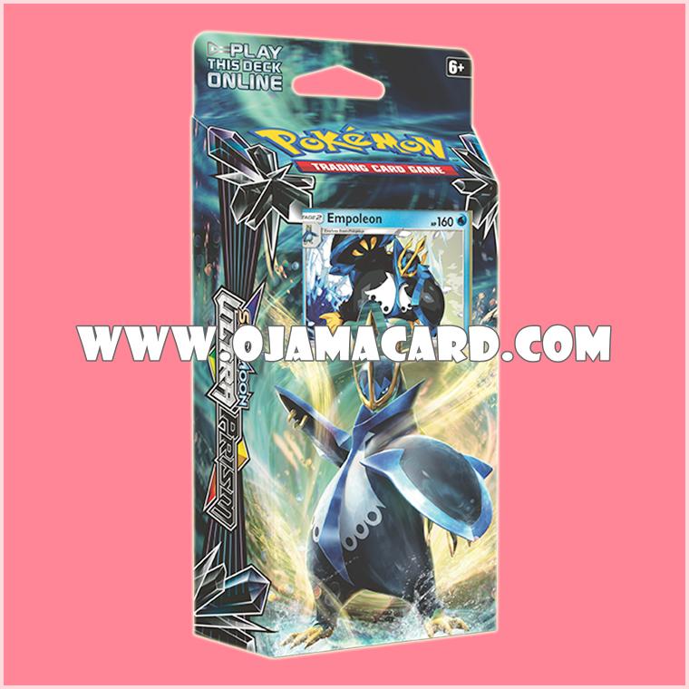 Pokémon TCG Sun & Moon—Ultra Prism : Imperial Command Theme Deck