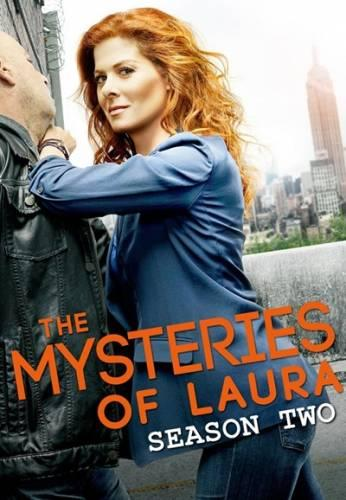 The Mysteries Of Laura Season 2 (บรรยายไทย 4 แผ่นจบ + แถมปกฟรี)