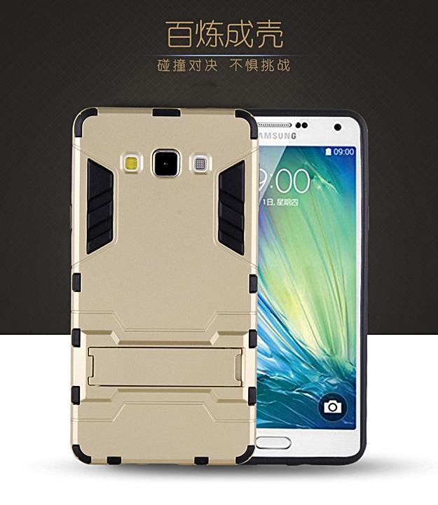 (394-026)เคสมือถือซัมซุง Case Samsung Galaxy J7(2016) เคสนิ่มเกราะพื้นหลัง PC สไตล์กันกระแทกแบบมีขาตั้งในตัว