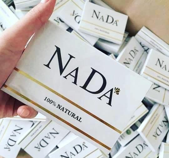 NADA ณาดา สมุนไพรลดน้ำหนัก บรรจุ 15 แคปซูล