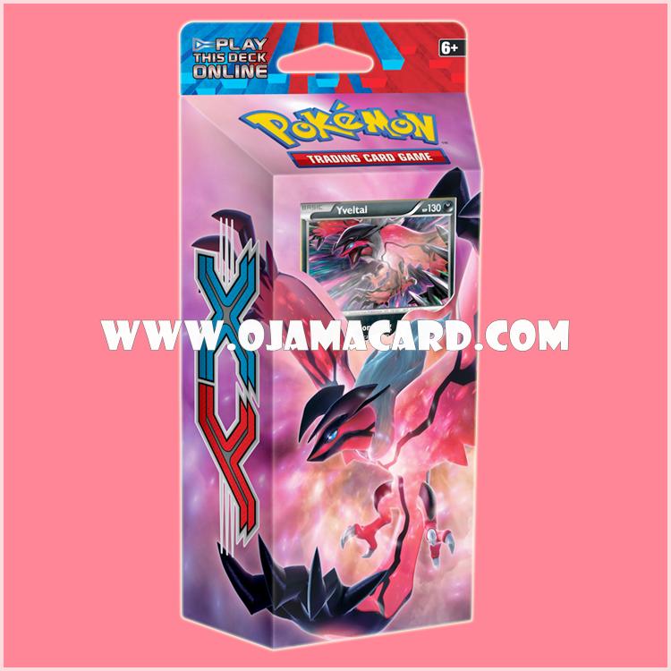 Pokémon TCG XY : Destruction Rush Theme Deck