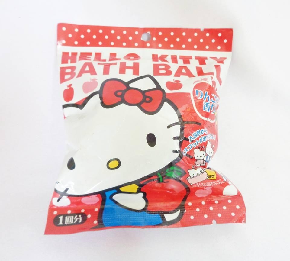 Hello Kitty Bath Ball