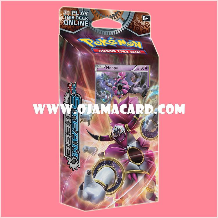 Pokémon TCG XY—Steam Siege : Ring of Lightning Theme Deck