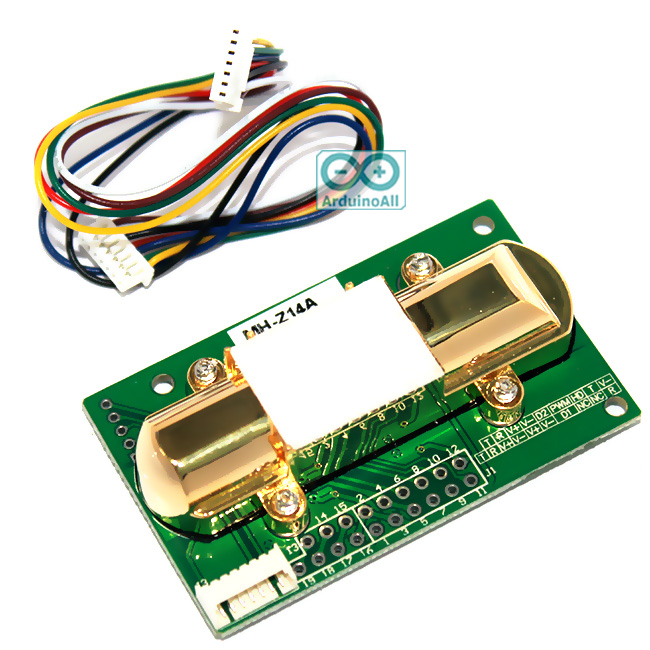 MH-Z14 CO2 NDIR Gas Sensor