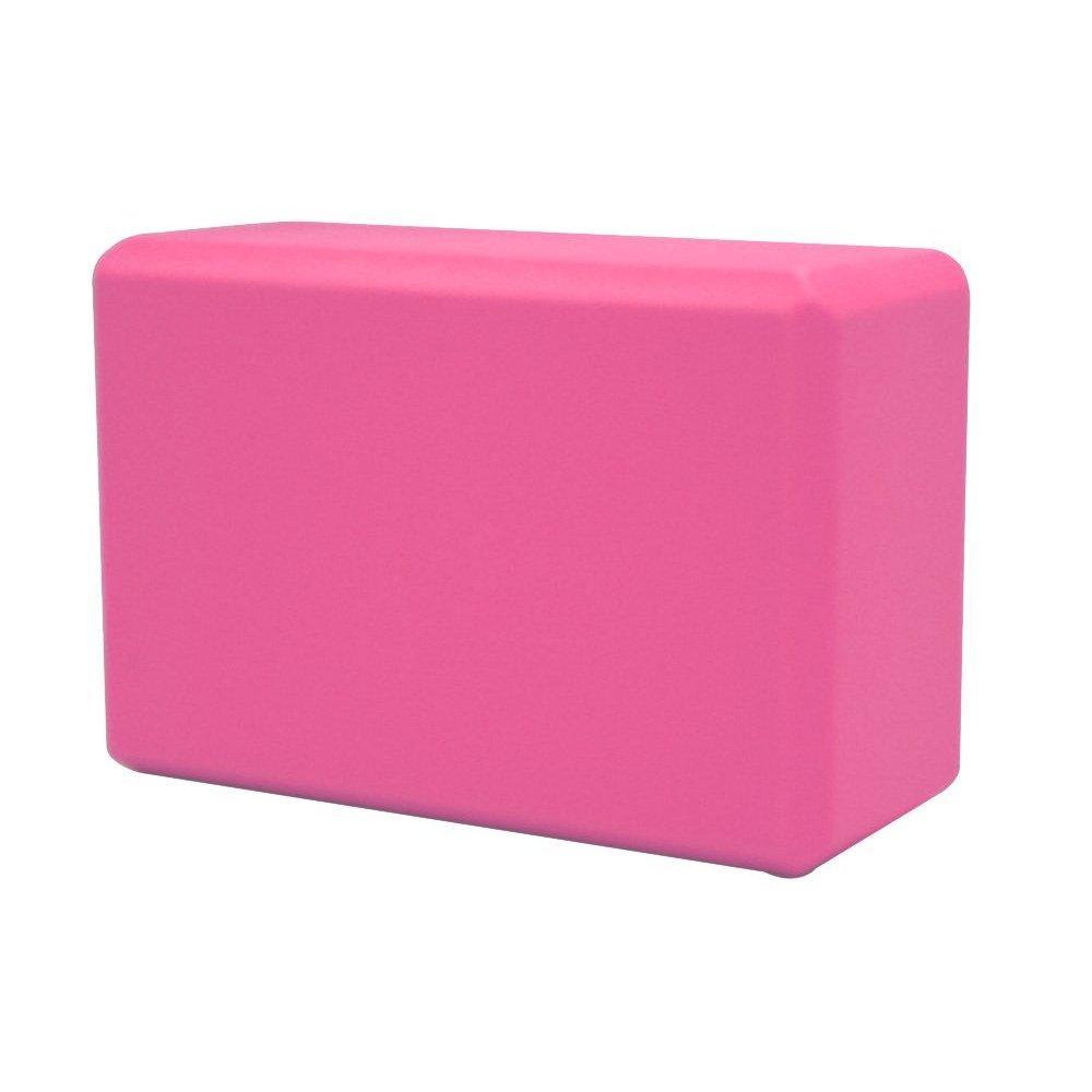Yoga Block (EVA) (สีชมพู)