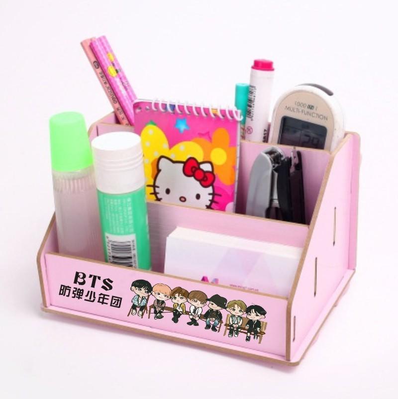 กล่องกระดาษ DIY - BTS -ระบุสี-