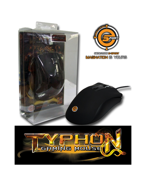 E-Sport TYPHON Gaming Mouse