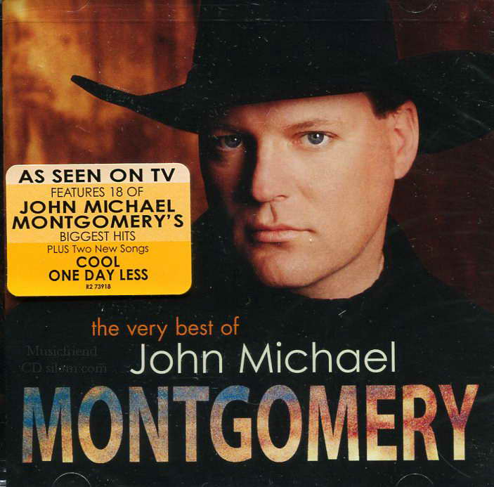 John Michael Montgomery - The Very Best Of