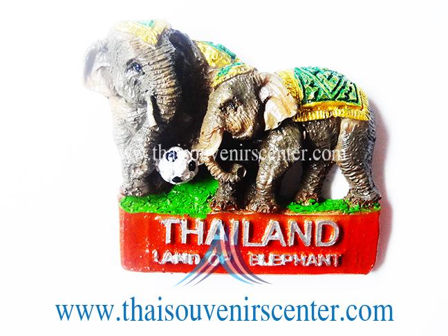 ที่ติดตู้เย็น ช้างไทย แบบ 85