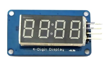 LED Time Clock Module For Arduino 0.36""