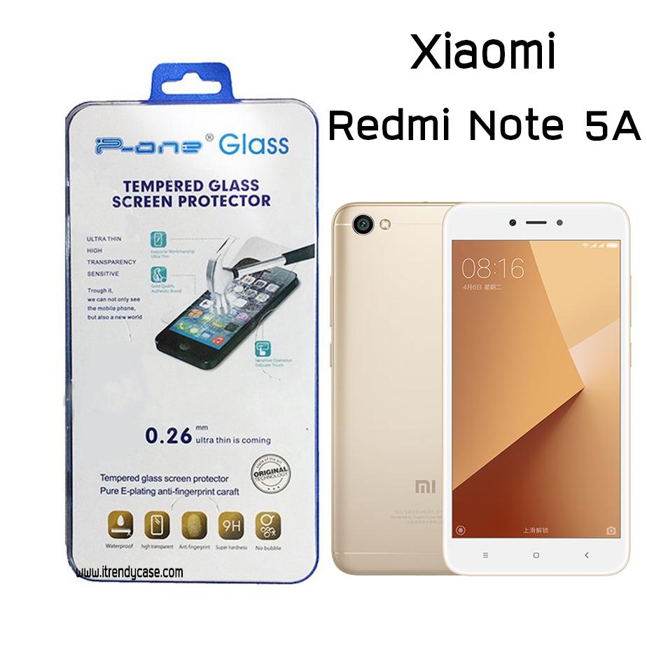 Xiaomi Redmi Note 5A - ฟิลม์ กระจกนิรภัย P-One 9H 0.26m ราคาถูกที่สุด