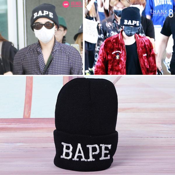 หมวกบินนี่ G-Dragon BAPE