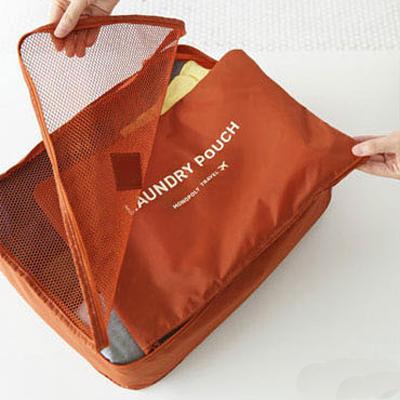กระเป๋าใส่เสื้อสำหรับเดินทาง CLOTHES POUCH VER.2 MEDIUM (พร้อมส่ง)
