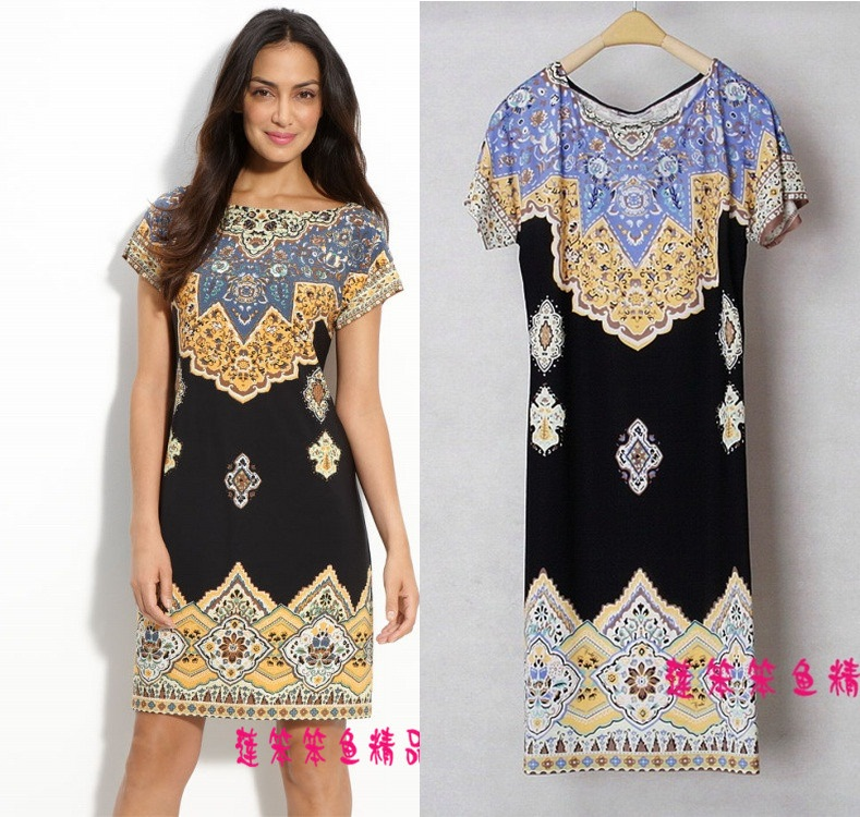 PUC117 Preorder / EMILIO PUCCI DRESS STYLE